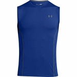 Under Armour Men's HeatGear Sonic ArmourVent Sleeveless Shirt