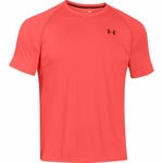 Under Armour Mens HeatGear New Tech Shortsleeve Tee Shirt