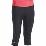 Under Armour Women's HeatGear Sonic Capris