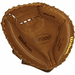 "Wilson 2014 A2000 33.5"" Mike Napoli Baseball Catcher's Mitt - Right Hand Throw"