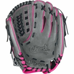 "Wilson FLASH 11.5"" Fastpitch Infield Glove - Left Hand Throw"