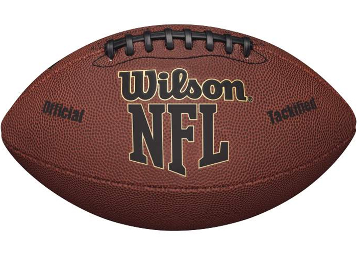 wilson nfl all pro replica official size football