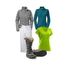 Women's Winter Inspired Outfit