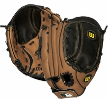 Youth Wilson Baseball Gloves