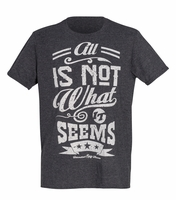 All Is Not What It Seems Tee (Spy Museum Exclusive)