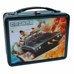 Archer Secret Agent Retro Lunch Box