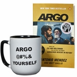 Argo Mug & Signed Book Set