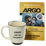 Argo Mug & Signed Book Set (Spy Museum Exclusive)