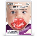 Chill Baby Pacifier Lips