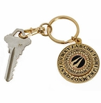 Cipher Wheel Key Chain (Spy Museum Exclusive)