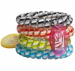 Coil Bracelets - Set of 4 (Spy Museum Exclusive)