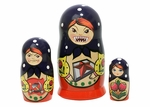Communist Nesting Dolls (Spy Museum Exclusive)