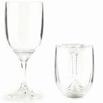 Constructible Wine Glasses