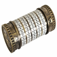 Cryptex Combination Safe