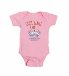Cutie Pie Onesie (Spy Museum Exclusive)