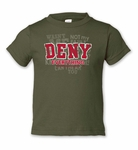 Deny Everything Boys Toddler Tee