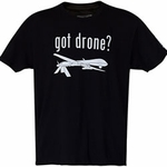 Got Drone Tee (Unisex - Spy Museum Exclusive)