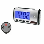 Multi Function Clock Camera
