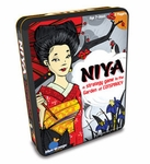 NIYA: A Strategy Game in the Garden of Conspiracy