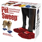 Pet Sweep Prank Gift Box