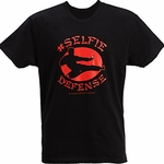 Selfie Defense Tee (Unisex - Spy Museum Exclusive)