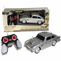 Bond Skyfall Remote Control Car