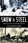 Snow and Steel: The Battle of the Bulge, 1944-45 (Hardback)