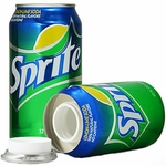 Sprite Can Hidden Safe