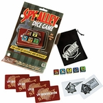 Spy Alley Travel Dice Game