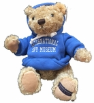 Spy Museum Herrington Bear in Blue (International Spy Museum Exclusive)