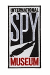 Spy Museum Iron-On Patch ( Spy Museum Exclusive)