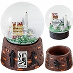Spy Museum Secret Compartment Snow Globe (Spy Museum Exclusive)
