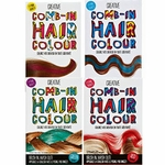 Comb in Hair Color (Set of 4)