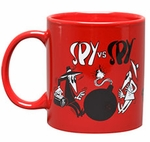 Spy vs Spy� Red Mug