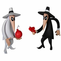 Spy vs Spy� Vinyl Figurines