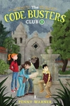 The Code Busters Club, Case #3: The Mystery of the Pirate's Treasure - Penny Warner (Signed Edition)