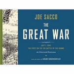 The Great War - Joe Sacco