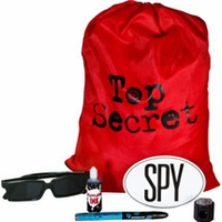 Top Secret Goodie Bag