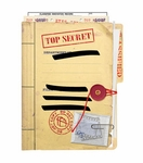 Top Secret Tricky Notebook