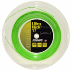 Ashaway UltraNick Optic Green 17g Squash String, REEL