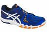 Asics Gel Blade� 5 Men's Squash / Indoor Court Shoes, Electric Blue/White/Navy