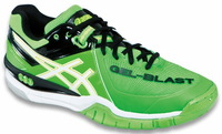 Asics Gel-Blast™ 6 Men's Squash / Indoor Court Shoes, Neon Green
