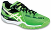 Asics Gel-Blast� 6 Men's Court Shoes, Neon Green