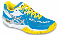 Asics Gel-Blast™ 6 Women's Squash / Indoor Court Shoes, Diva Blue