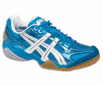 Asics Gel Domain 2  Court Women's Shoes, Diva Blue/White