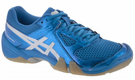 ASICS GEL-Dominion Women's Court Shoe, Diva Blue/White