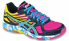 new -  Asics Gel-Flashpoint 2 Women's Court Shoes, Black / Pink