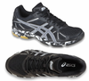 Asics Gel-Flashpoint Men's Court SHoes, Black / Silver