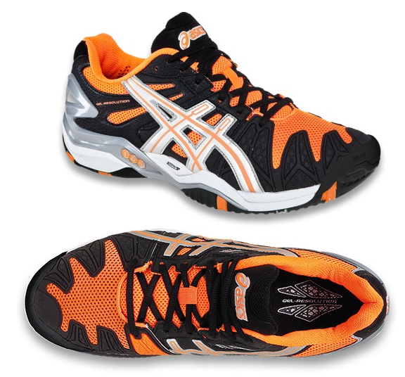 asics gel resolution 2 mens tennis shoes