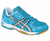 Asics Gel Rocket 6 Women's Court Shoes, Turquoise